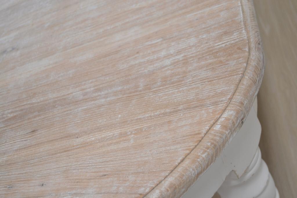 Tavolo Da Pranzo Shabby : Tavolo ovale shabby chic mobili provenzali on line