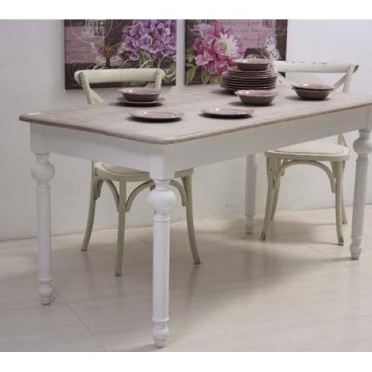 tavolo provenzale fisso mobili provenzali on line