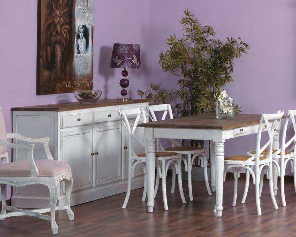 Sedia legno provenzale mobili provenzali on line for Sedia a dondolo provenzale