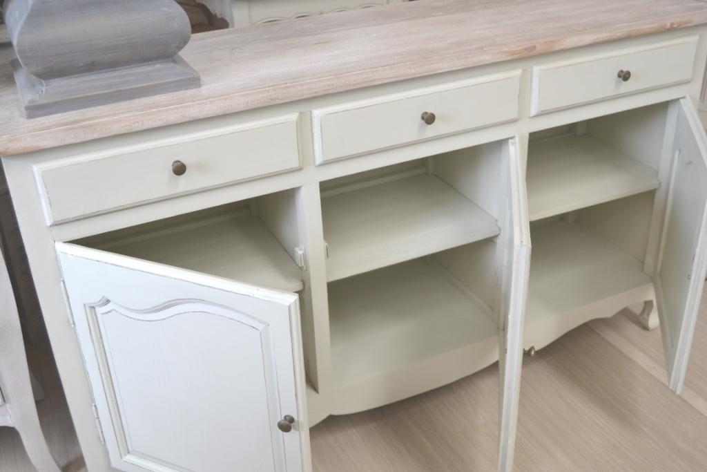 Mobile da soggiorno legno provenzale mobili provenzali for Soggiorno shabby