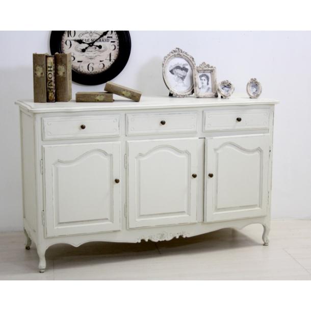 Madia legno massello shabby chic mobili provenzali on line - Mobili shabby ikea ...