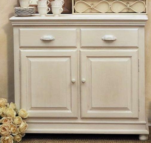Credenza bianca provenzale mobili provenzali on line - Credenze cucina ikea ...