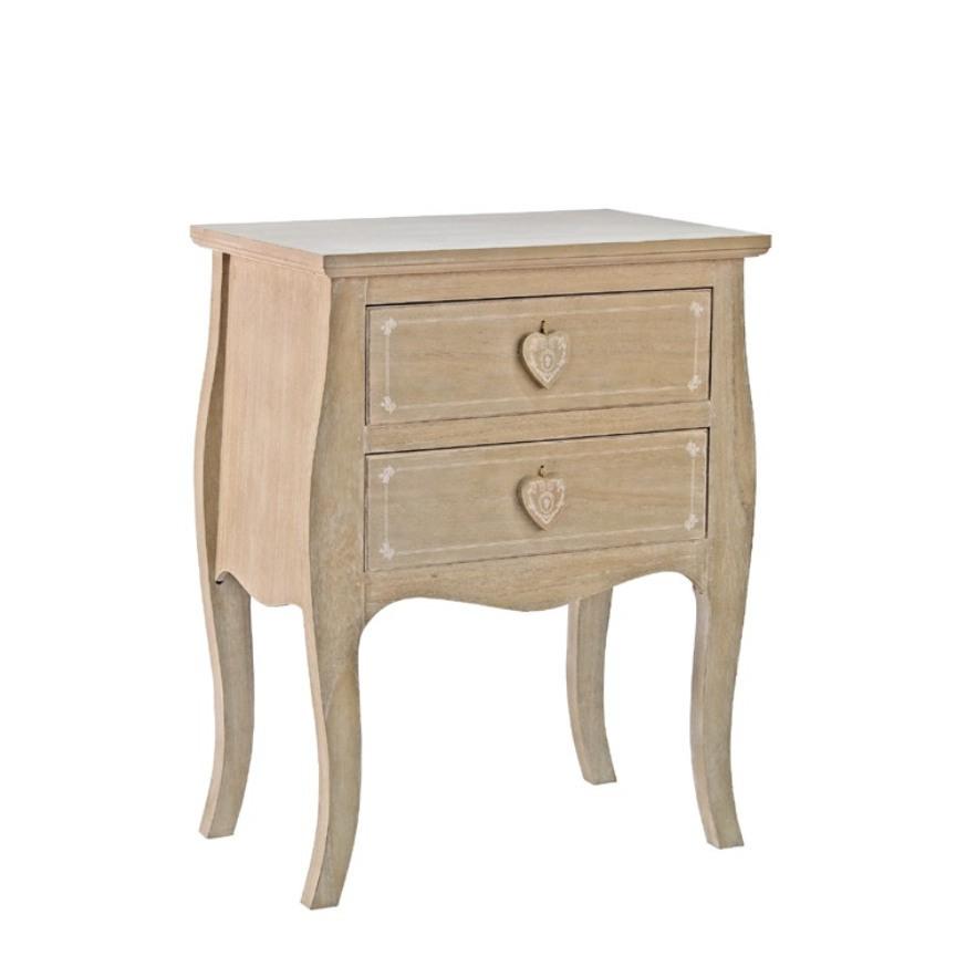 Mobiletto legno naturale provenzale mobili provenzali on for Paulownia legno mobili