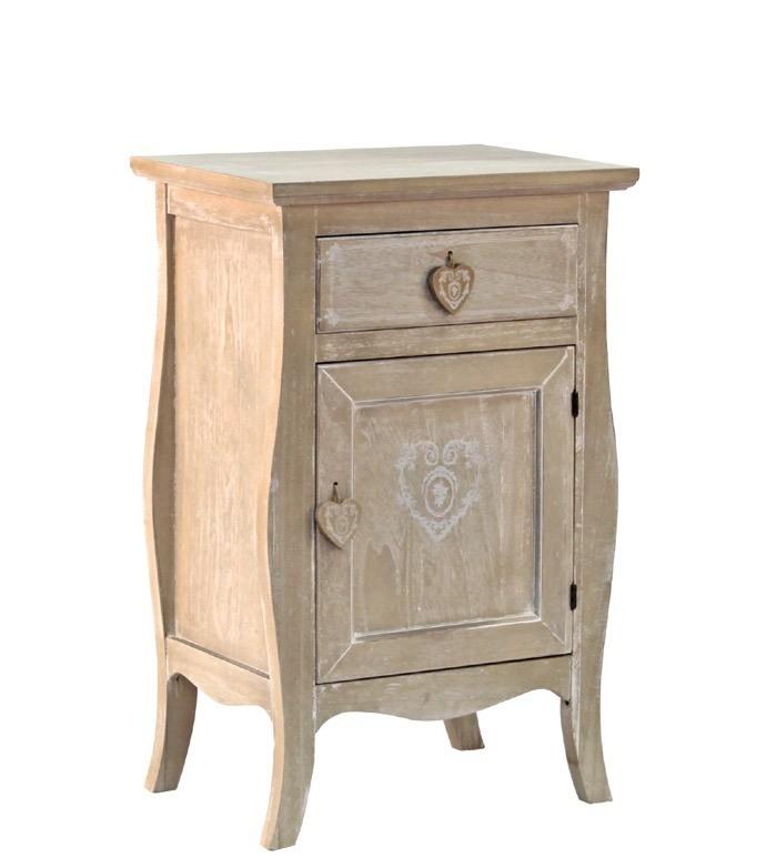 Mobiletto legno naturale provenzale mobili provenzali on - Siti mobili on line ...