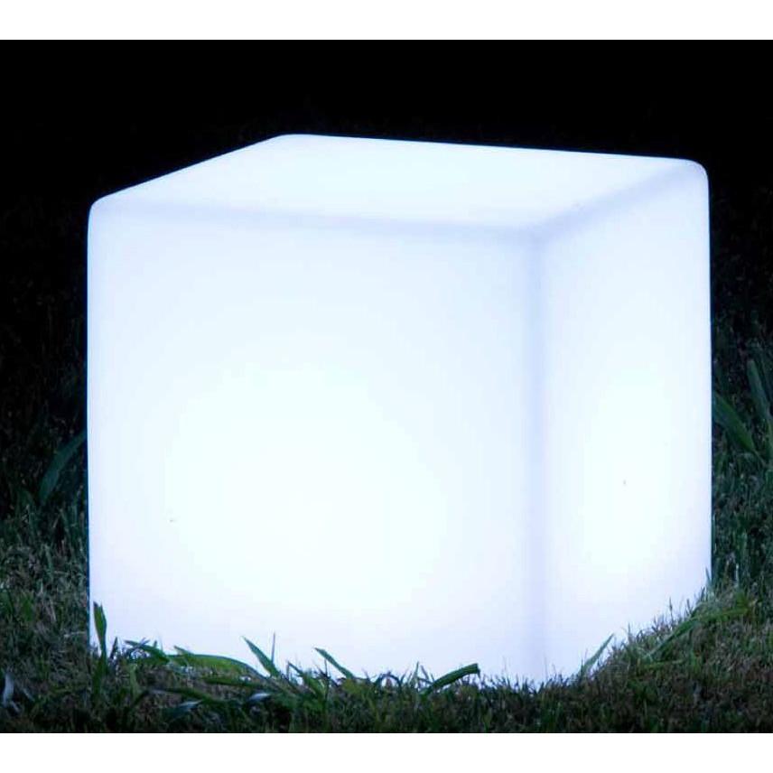 Lampada cubo outdoor - Mobili Provenzali Shabby Chic On Line