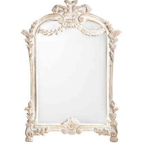 Complementi shabby chic mobili provenzali on line - Specchio ovale shabby chic ...
