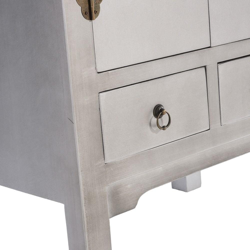 Armadio orientale legno bianco mobili provenzali on line - Siti mobili on line ...