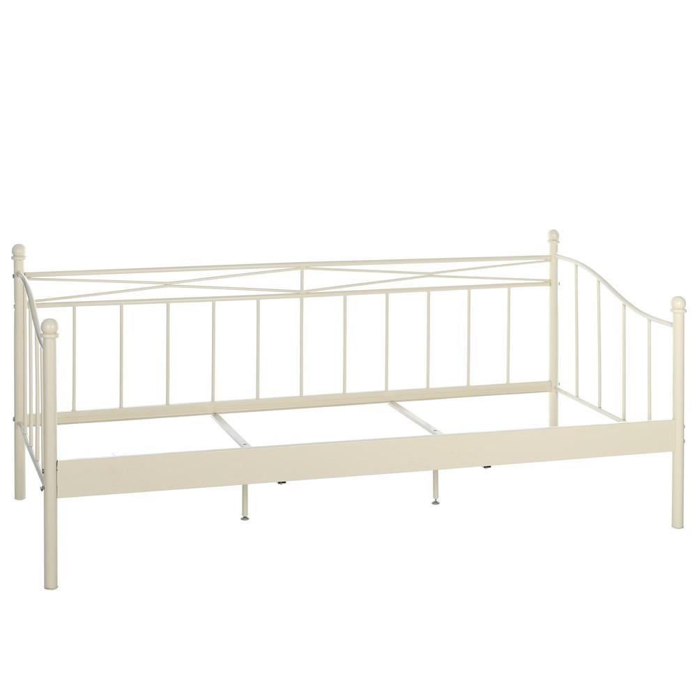 Ferro battuto bianco idee creative di interni e mobili for Divano letto in ferro battuto ikea