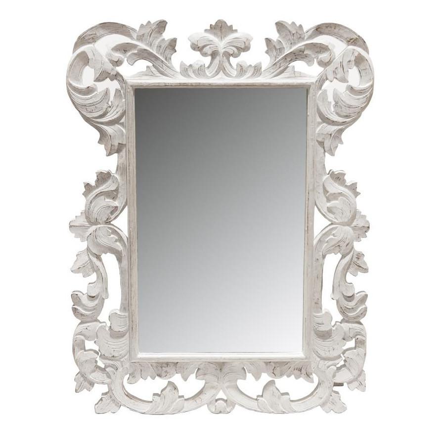 Specchio provenzale dec mobili provenzali on line - Specchiere on line ...