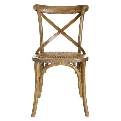 Sedie provenzali legno pelle offerte e prezzi on line - Sedia impagliata ...