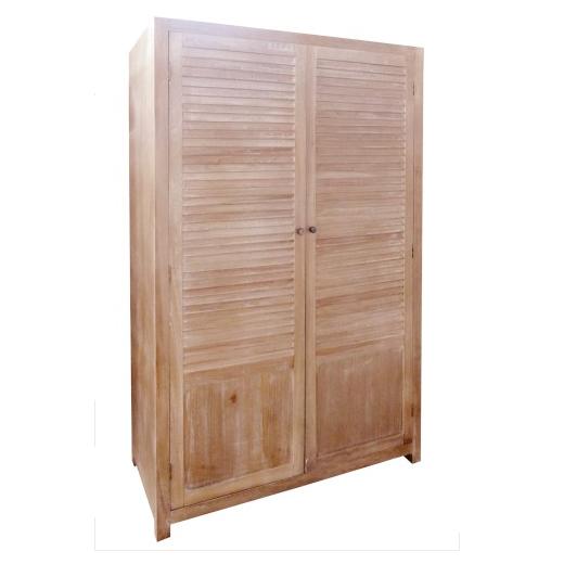Armadio legno naturale - Mobili Provenzali Shabby Chic On Line