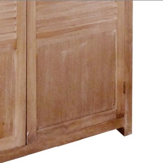 Armadio legno naturale - Mobili Provenzali On Line