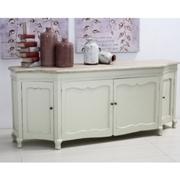 Mobile Credenza Shabby Chic