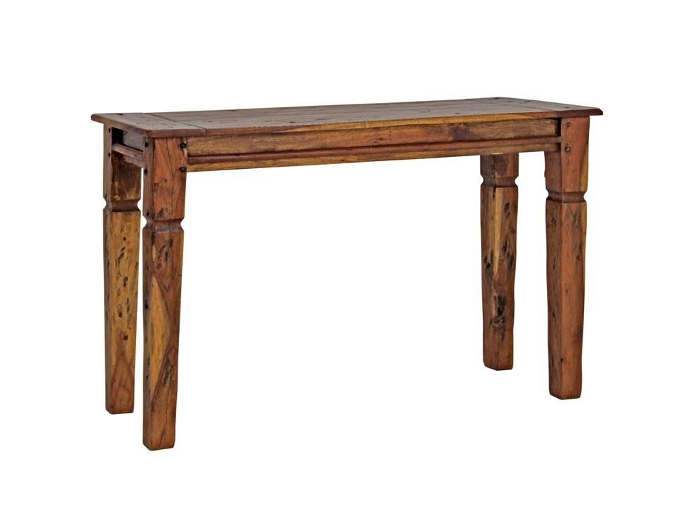 Consolle legno country chic mobili provenzali on line for Consolle legno