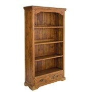 Libreria legno Country Chic