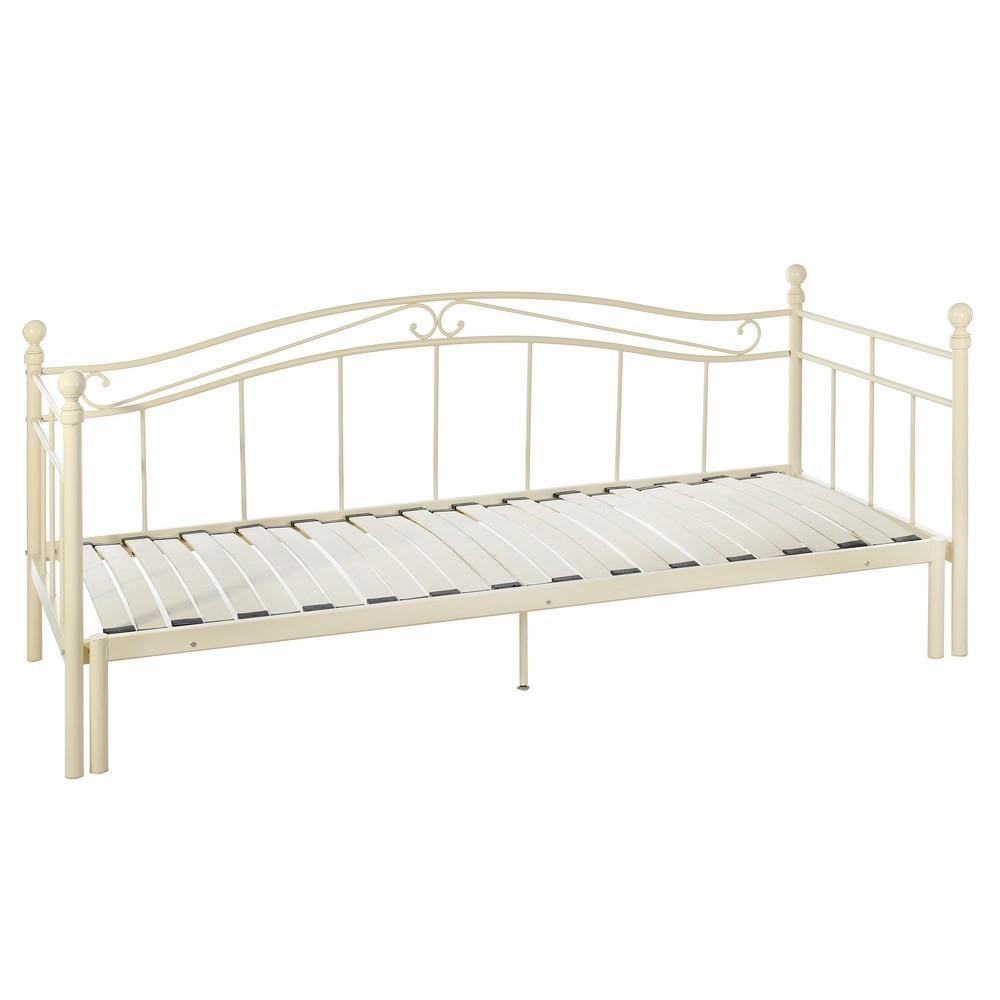 Divano letto ferro battuto bianco mobili provenzali on line for Divano letto bianco