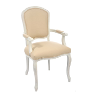 Poltroncina provenzale shabby