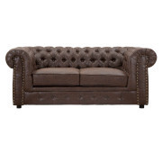 Divano Industrial Chesterfield